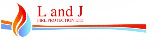 Logo for L and J Fire Protection