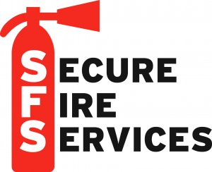 Logo for Secure Fire Services - St Albans, UK