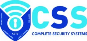 Logo for Complete Security Systems Ltd
