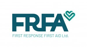Logo for First Response First Aid Ltd